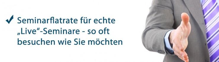 10jähriges Firmenjubiläum: Renommiertes Vogel Rhetorik Institut bietet Seminar-Flatrate auf alle Seminare an