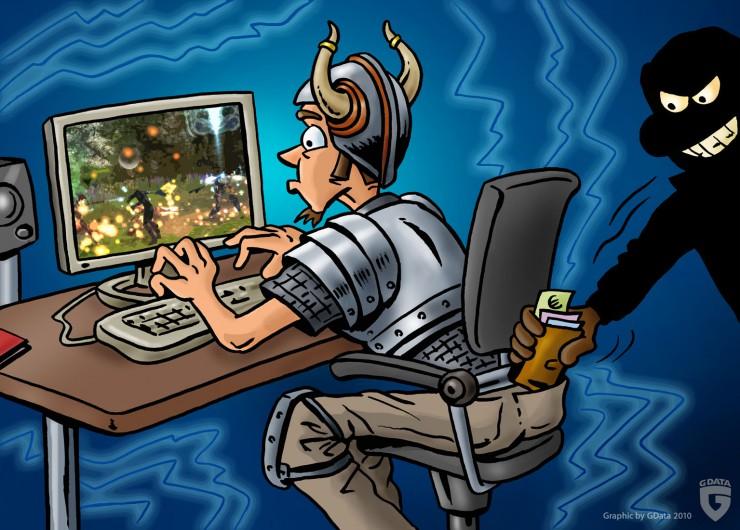 Online-Gamer im eCrime-Fadenkreuz