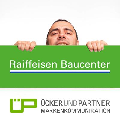 Raiffeisen Baucenter startet Großes mit Ücker und Partner