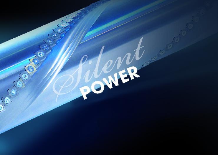 Exklusiv bei Felder: Die revolutionäre Silent-POWER Spiralmesser-Hobelwelle