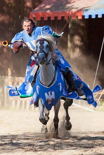 Legendäre Ritterfestspiele auf Burg Satzvey