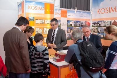 Das eigene Haus: Berlins größte Hausmesse präsentiert 130 Aussteller der Hausbau-Branche