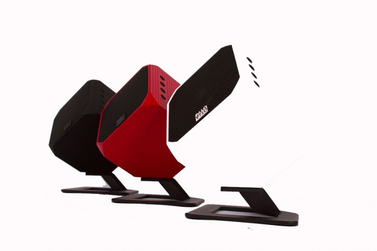 IFA 2013: Der Cubik HD liefert kristallklaren Sound erstmalig für alle Personal Devices
