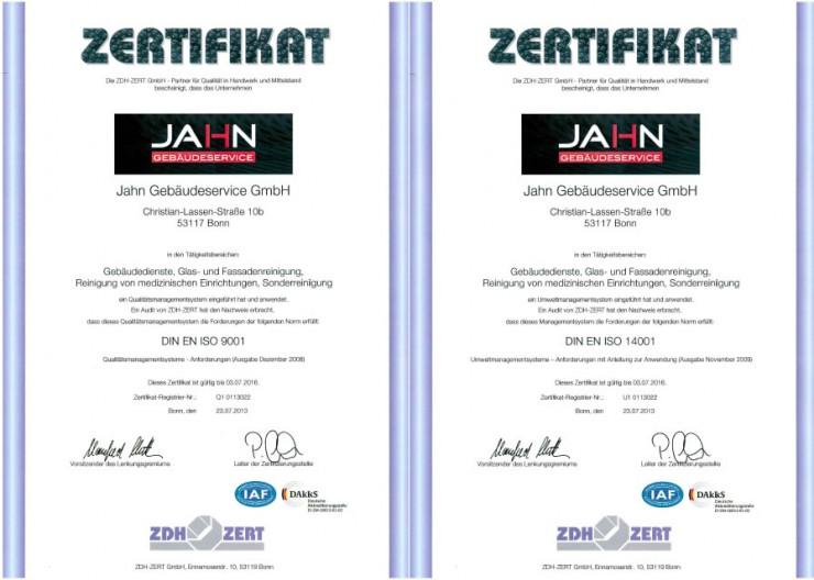 Qualität und Umweltbewusstsein - Gebäudeservice als zertifizierte Dienstleistung