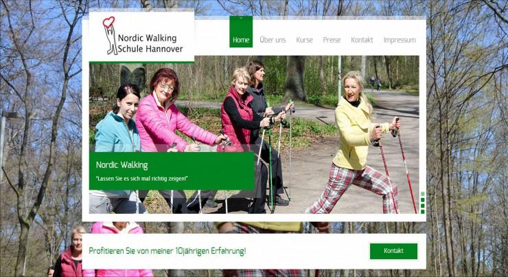 Rettet den Ruf des Nordic Walking!