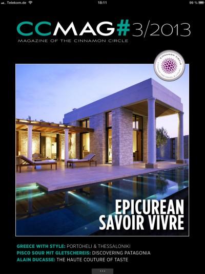 CC Mag - Das digitale und kostenlose Magazin für Luxus, Reise und Lifestyle: Die August Ausgabe ist soeben erschienen!
