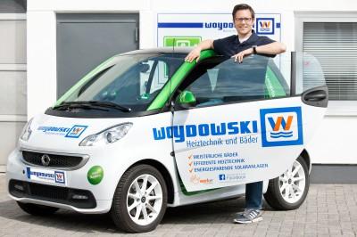 Smarte Energie aus Bergisch Gladbach