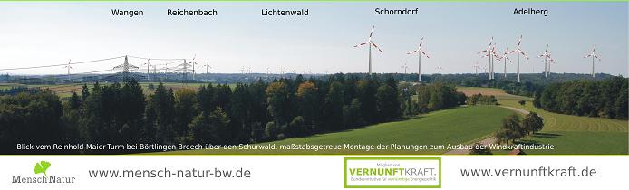 Für Besonnenheit und Effizienz in der Energieerzeugung