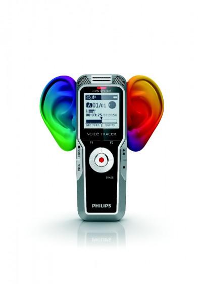 Philips bringt brandneue Voice Tracer auf den Markt