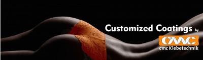 Spleissen von Etikettenbahnen, Transferkleber für Papieren und Folien, kundenspezifische Beschichtungen - CMC zeigt, was es für die Etikettenindustrie an Hilfsmitteln gibt.