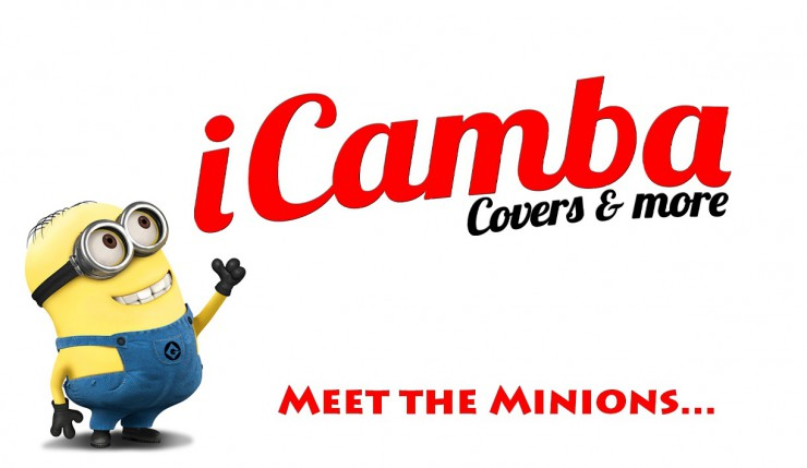 Triff die Minions bei iCamba