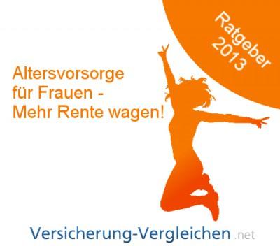 Private Altersvorsorge für Frauen: Mehr Rente wagen!