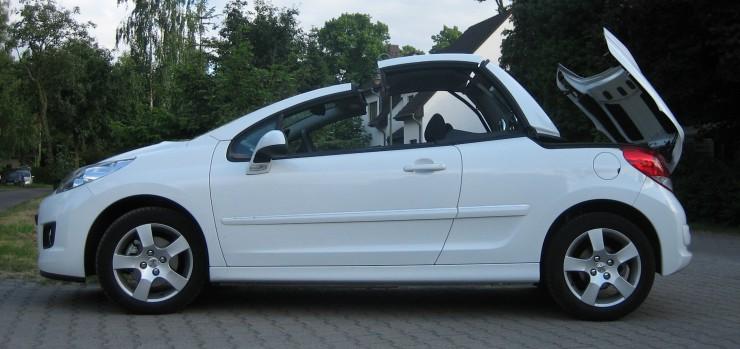 SmartTOP Zusatz-Verdecksteuerung für Peugeot 207CC erhält ein neues Gehäuse