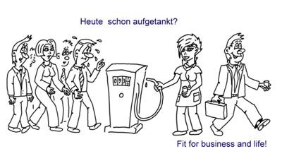Steigerung der Leistungsfähigkeit für Manager und Unternehmer in Berlin