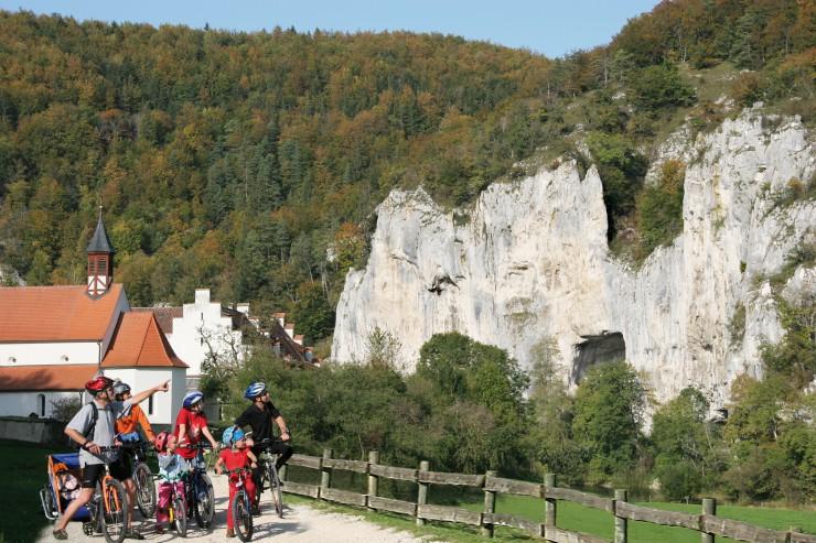 Natur-Tour an der jungen Donau