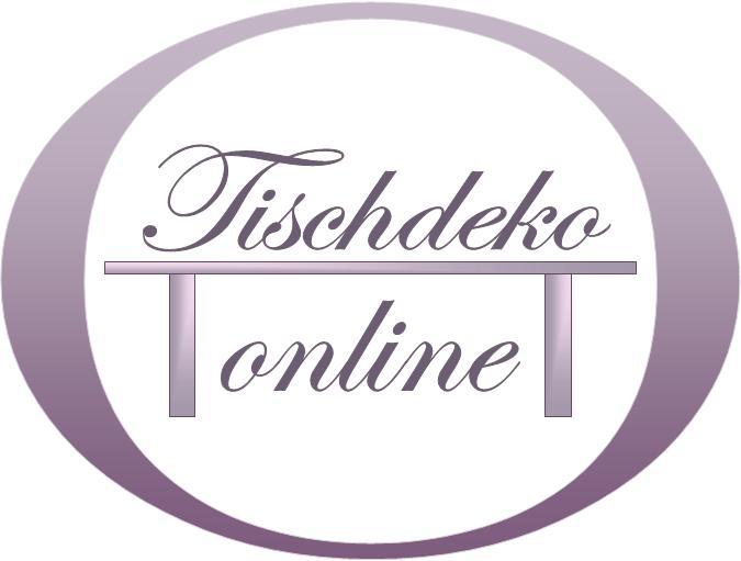 Tischdeko-online mit Tischdeko Ideen und Mustertischen.