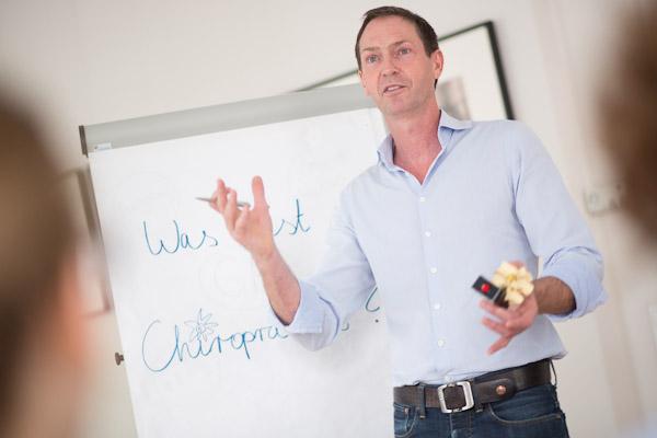 Institut Thomas Grossmann lädt ein: Kostenloser Info-Workshop Amerikanische Chiropraktik am 23.09.