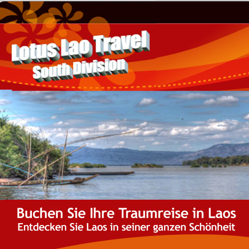 Laos Reisen. Ihr Anbieter für Rundreisen in Laos/Asien.