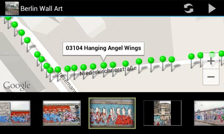 BERLINWALLART - Die Mauer vor dem Fall: