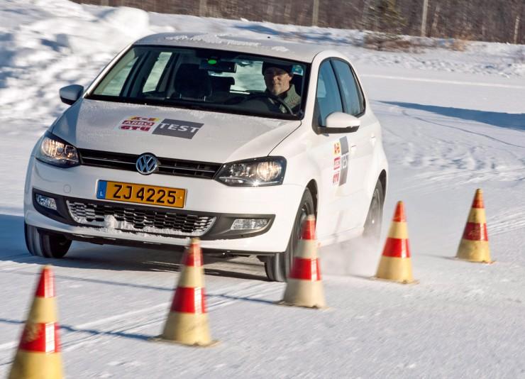 GTÜ-Winterreifentest 2013: Starke Leistung von den Kleinen