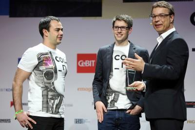 CODE_n und Continental schicken Start-ups ins Rampenlicht der IAA