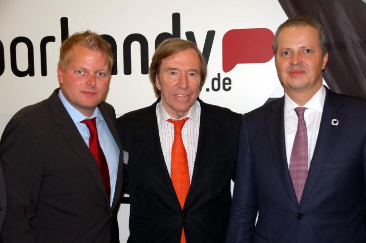 Sparhandy und Vodafone-Marke otelo gehen strategische Kooperation ein
