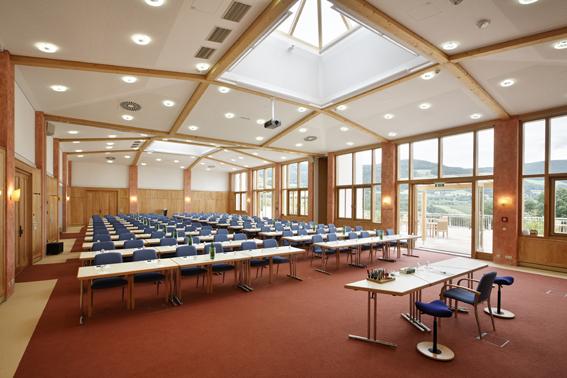 Wenn Arbeit fast zum Urlaub wird - Tagungen und Seminare in österreichischen Biohotels