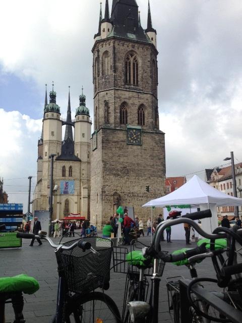 Hugo-Junkers bringt Farbe nach Sachsen-Anhalt
