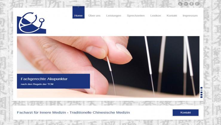 Akupunktur und Rückenschmerzen