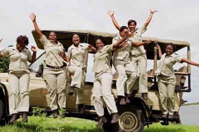 Die weibliche Seite der Safaris