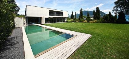 Gartengestaltung und Schwimmteiche