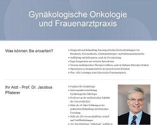 Gynäkologische Onkologie in Kiel eröffnet