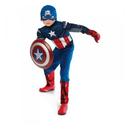 Captain America übertrifft die klassischen Superhelden und wird zum Liebling der Kinder