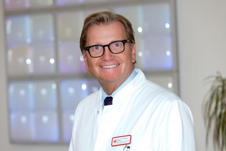 Prof. Noah aus dem RKH Kassel dreimal in der Focus-Ärzteliste