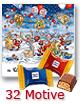 Weihnachtliche Werbeartikel zum Schnäppchenpreis
