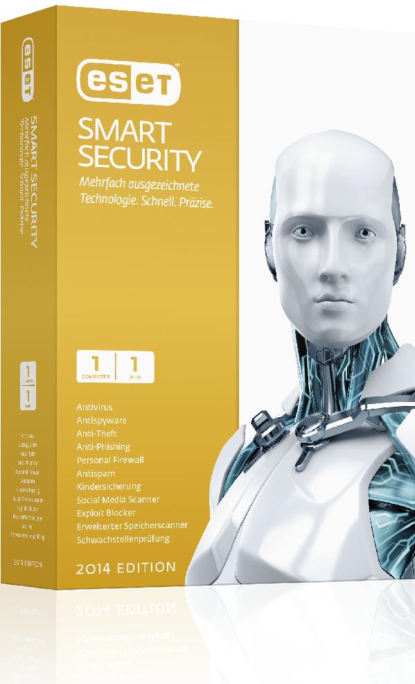 ESET veröffentlicht ESET NOD32 Antivirus und ESET Smart Security in Version 7
