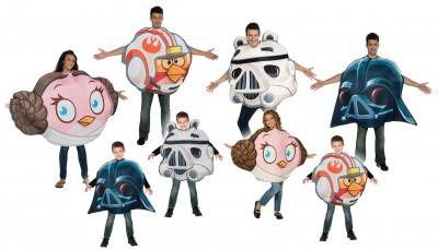 Angry Birds Kostüme für Kinder und Erwachsene auf toy-palace.com