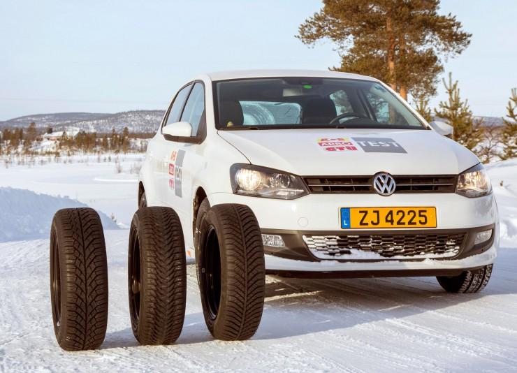 GTÜ-Reifentest: Einer für alle Jahreszeiten