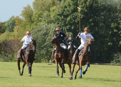 Erster Freundschafts-Cup des Reit und Polo Club Cologne