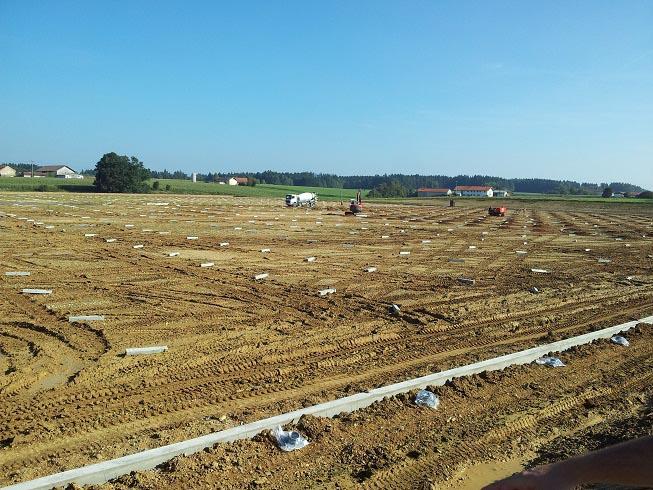 FG.de - Geothermie Kirchweidach: Fundament für Bayerische Tomaten wird gelegt