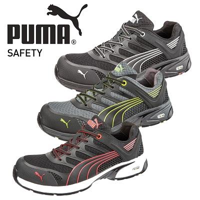 Neu: FUSE.TEC®-Technologie bei PUMA Safety
