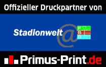 Primus-Print.de offizieller Druckpartner von Stadionwelt@FSB