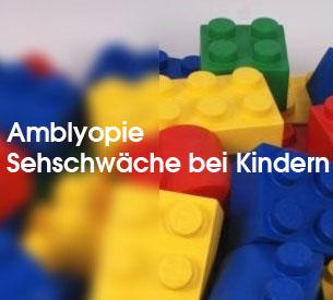 Amblyopie.de geht online - Aktuelle Informationen für Eltern von Kindern mit Sehschwäche