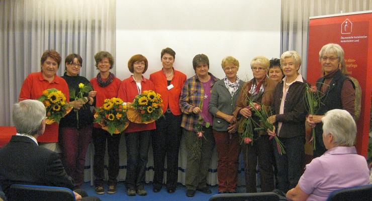 Jubiläumsveranstaltung der Demenzgruppe Steinheim am 14. Oktober 2013