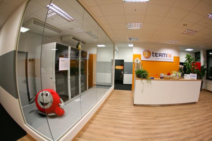 Wachstum der teamix GmbH macht Umzug in neue Räumlichkeiten notwendig