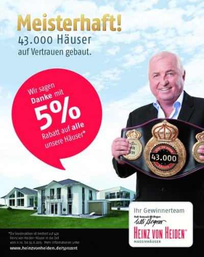 Meisterhaft sparen beim Hausbau