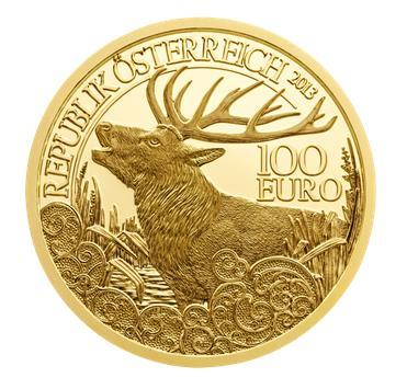 Jagdsaison für Münzsammler: Start der neuen Münzserie Unseren Wildtieren auf der Spur