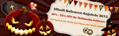Xilisoft Rabatt für das kommende Halloween