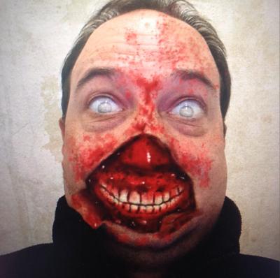 Gratis Gruseln: Mit der Monsterfy Me App ein blutrünstiger Zombie werden