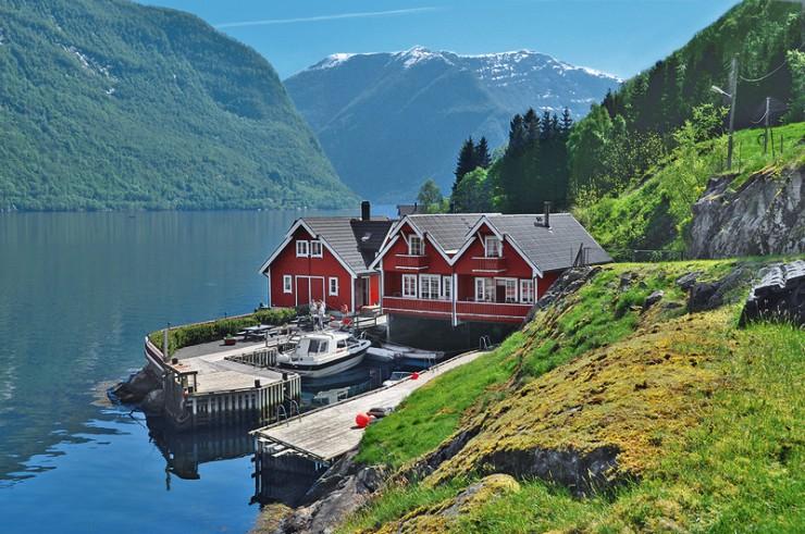 Ferienhaus-Urlaub in Skandinavien - Jetzt für 2014 buchen!